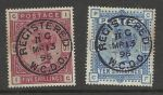 5/- and 10/- forgeries