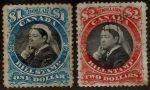 Canada Bill stamps